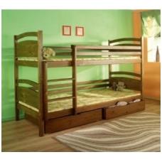 Dviaukštė lova DAWID