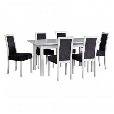 Stalo ir kėdžių komplektas