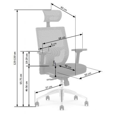 Biuro kėdė ADMIRAL 2