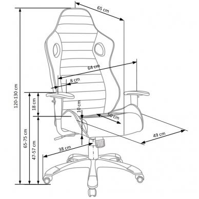 Biuro kėdė RANGER 2