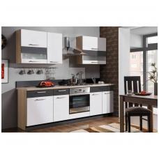 bogfran meble systemowe kuchenne modena aranzacja bialy polysk31-1