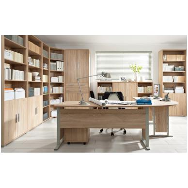 BRW OFFICE biuro stalas BIU/72/100 2