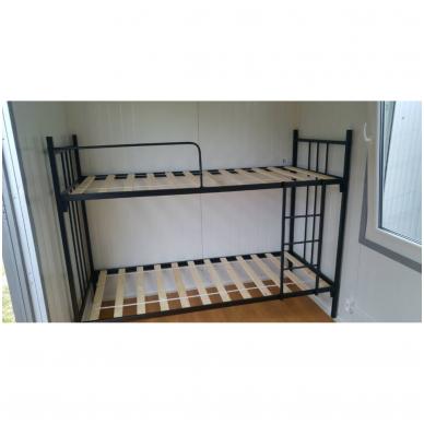 Dviaukštė Metalinė lova