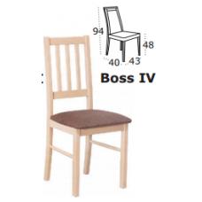 Kėdė medinė BOSS IV