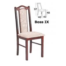 Kėdė medinė BOSS IX