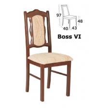 Kėdė medinė BOSS VI