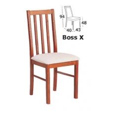 Kėdė medinė BOSS X