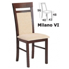 Kėdė medinė MILANO VI