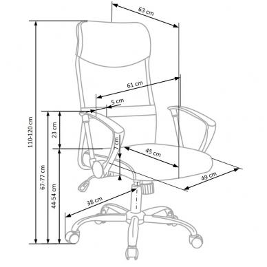 Kėdė VIRE 2 3