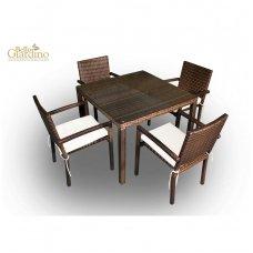 Lauko baldų komplektas ADORAZIONE