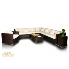 Lauko baldų komplektas MAGNIFICO