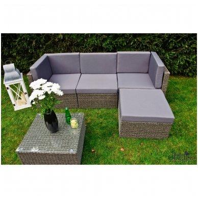 Lauko baldų komplektas TINTO 2