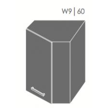Pakabinama kampinė spintelė QUANTUM W9 60