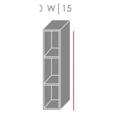 Pakabinama spintelė EMPORIUM W15