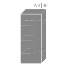 Pakabinama spintelė  PLATINUM  W4 40