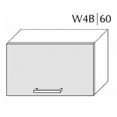 Pakabinama spintelė  PLATINUM  W4B 60