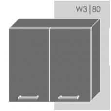 Pakabinama spintelė QUANTUM W3 80