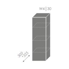 Pakabinama spintelė QUANTUM W4 30