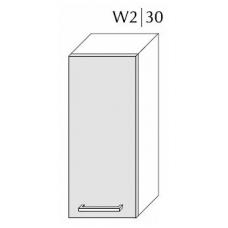 Pakabinama spintelė SILVER W2 30