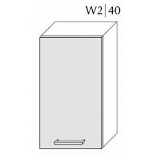 Pakabinama spintelė  SILVER W2 40