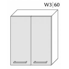 Pakabinama spintelė SILVER  W3 60