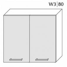 Pakabinama spintelė  SILVER W3 80