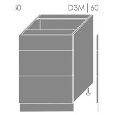 Pastatoma spintelė EMPORIUM D3M 60