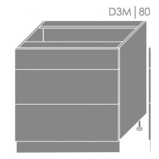 Pastatoma spintelė EMPORIUM D3M 80