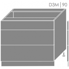 Pastatoma spintelė EMPORIUM D3M 90