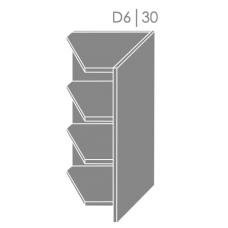 Pastatoma spintelė EMPORIUM D6 30