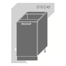 Pastatoma spintelė GOLD LUX  D1D 45