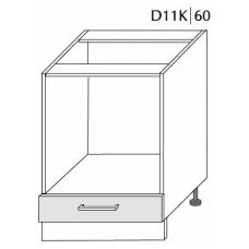 Pastatoma spintelė orkaitei SILVER D11K/60
