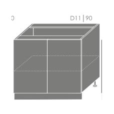 Pastatoma spintelė PLATINUM  D11 90