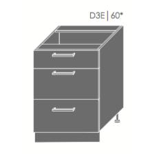 Pastatoma spintelė  PLATINUM D3E60