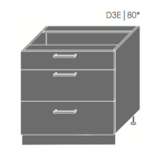 Pastatoma spintelė  PLATINUM D3E80