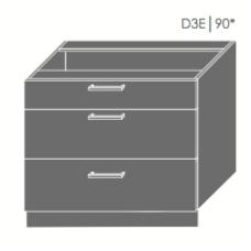 Pastatoma spintelė  PLATINUM D3E90