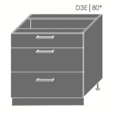 Pastatoma spintelė QUANTUM  D3E80