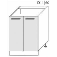 Pastatoma spintelė SILVER D11 60