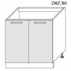 Pastatoma spintelė SILVER  D8z 80