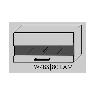 Pakabinama spintelė SILVER W4Bs 80 LAM