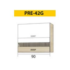 PREMIO pakabinama spintelė PRE-42G