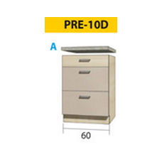 PREMIO pastatoma spintelė PRE-10D