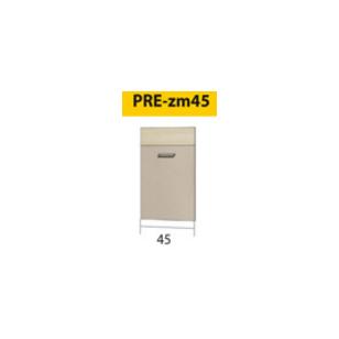 PREMIO durelės indaplovei PRE-zm45
