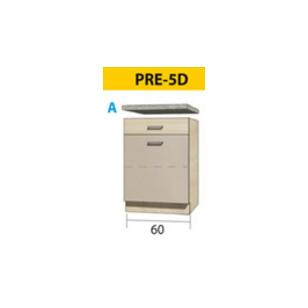 PREMIO pastatoma spintelė PRE-5D