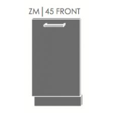 QUANTUM įmontuojamos durelės indaplovei ZM45