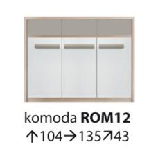 ROMA komoda ROM/12