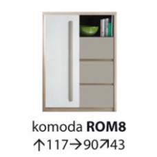 ROMA komoda ROM/8