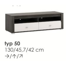 SEVILLA RTV spintelė TYP50