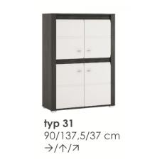 SEVILLA spintelė TYP31