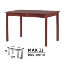 Stalas medinis MAX II